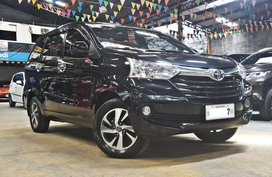 Sell Black 2016 Toyota Avanza at 46000 km in Quezon City