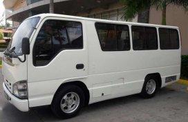 Selling White Isuzu I-van 2014 in Laguna