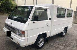 Selling Used 2015 Mitsubishi L300 Van Manual Diesel in Laguna