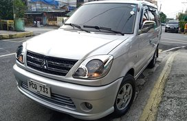 Selling Used Mitsubishi Adventure 2010 Manual Diesel