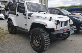 2011 Jeep Wrangler Rubicon for sale in Antipolo
