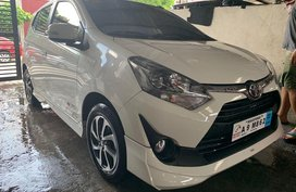 Sell White 2019 Toyota Wigo at 10000 km