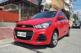 2017 Chevrolet Spark for sale in Quezon City
