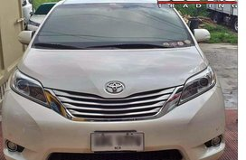 Toyota Sienna 2016 for sale in Pasig