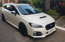 2016 Subaru Levorg for sale in Las Pinas