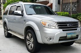 Sell Used 2012 Ford Everest at 68000 km