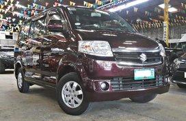 2nd Hand 2012 Suzuki Apv at 32000 km for sale in Quezon City