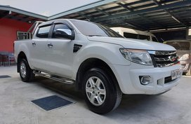 Selling White Ford Ranger 2014 Truck Automatic Gasoline