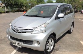 Selling Used Toyota Avanza 2014 at 70000 km in Lucena