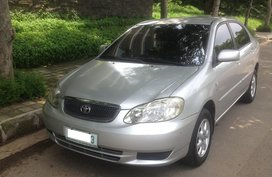 Toyota Corolla 2004 for sale in Muntinlupa