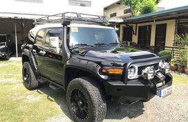 2016 Toyota Fj Cruiser for sale in Marilao