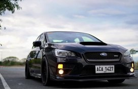 2014 Subaru Wrx for sale in Quezon City