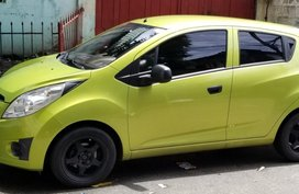 2011 Chevrolet Spark for sale in Quezon City