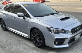 2018 Subaru Wrx for sale in Quezon City