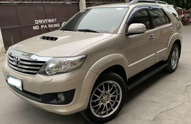 Toyota Fortuner For Sale In Cebu City Cebu Fortuner Best Prices For