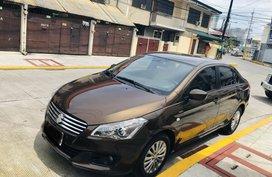 Sell 2nd Hand Suzuki Ciaz 2017 Sedan at 7000 km in Makati