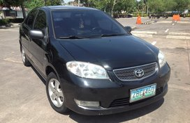 Selling Toyota Vios 2005 at 88000 km in Lucena