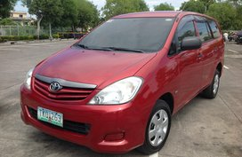 Selling Used Toyota Innova 2012 Manual Diesel in Lucena