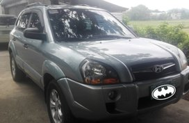 Hyundai Tucson 2009 at 111000 km for sale in Taguig