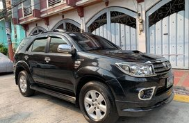 2011 Toyota Fortuner for sale in Manila