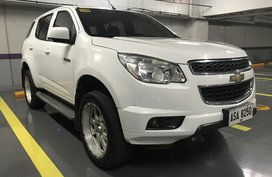 White 2015 Chevrolet Trailblazer at 67000 km for sale
