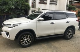 Used 2017 Toyota Fortuner Automatic Diesel for sale in Rizal