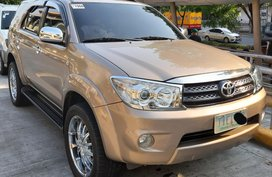 Used Toyota Fortuner 2011 at 55000 km for sale