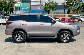 Used 2017 Toyota Fortuner for sale in Cebu City