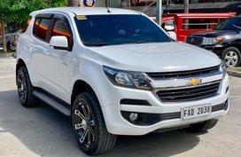 Sell White 2017 Chevrolet Trailblazer Automatic in Cebu