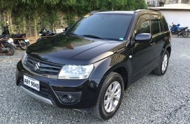 Sell Black 2015 Suzuki Grand Vitara Automatic in Cebu