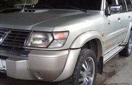 2002 Nissan Patrol for sale in Quezon City