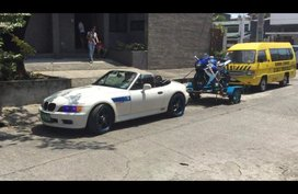 Selling Bmw Z3 1998 in Pasig