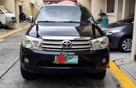 Selling Toyota Fortuner 2011 Automatic Diesel in Batangas