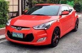 Sell 2012 Hyundai Veloster in Manila