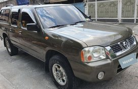 2003 Nissan Frontier for sale in Quezon City