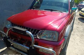Mitsubishi L200 2002 Manual Diesel for sale in Bacoor