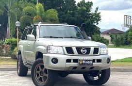 Nissan Patrol Super Safari 2008 for sale in Quezon City