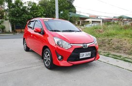 Toyota Wigo 2019 Automatic at 3000 km for sale in Parañaque