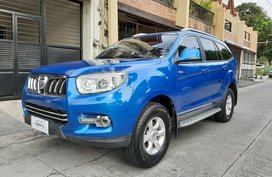 Used 2018 Foton Toplander at 11000 km for sale in Quezon City