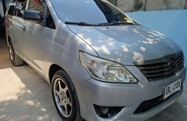 Sell Used 2015 Toyota Innova at 40000 km in Laguna