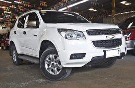 Sell White 2015 Chevrolet Trailblazer at 39000 km