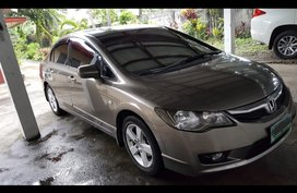 Selling 2nd Hand Honda Civic 2010 in Bacolod