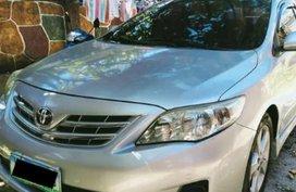 2011 Toyota Altis for sale in Cebu City