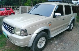 2005 Ford Everest Automatic Diesel for sale