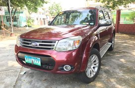 2014 Ford Everest for sale in Parañaque