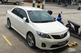 Toyota Corolla Altis 2012 for sale at 95000 km in Baliuag