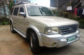 Ford Everest 2006 Manual Diesel for sale