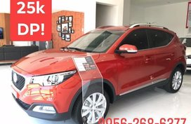 Selling Red 2019 Mg Zs in Lipa City