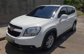 2012 Chevrolet Orlando for sale in Bacolod