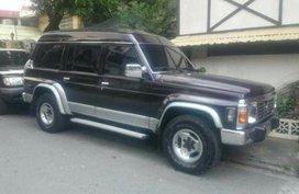 1996 Nissan Patrol for sale in Quezon City